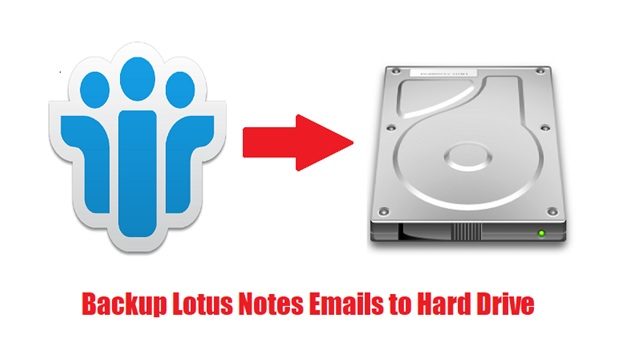 How to Backup Lotus Notes Emails & Contacts to Hard Drive with Ease