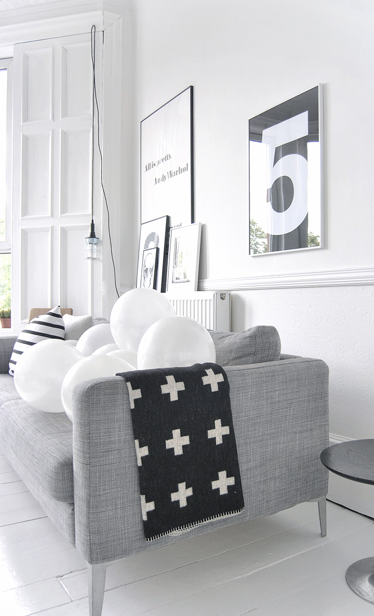 Great Design Pia Wall 233 N Cross Blanket Nordic Days By