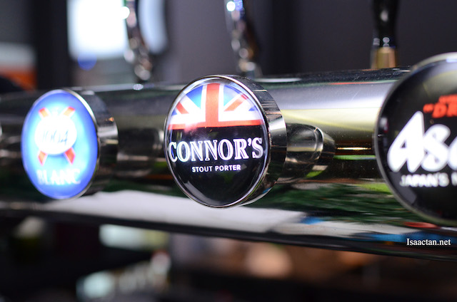 CONNOR's Stout Porter