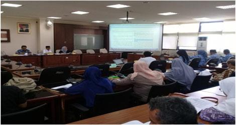 Kmisi V DPRD Sumbar ,Dispora Dan biro hukum   bahas Ranperda Kepemudaan
