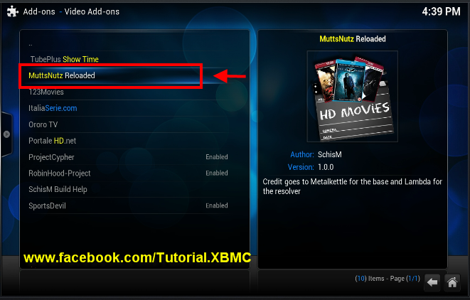 how to get hd movies on kodi