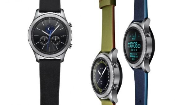سامسونغ تطلق رسميا ساعة Gear S3 في الأسواق