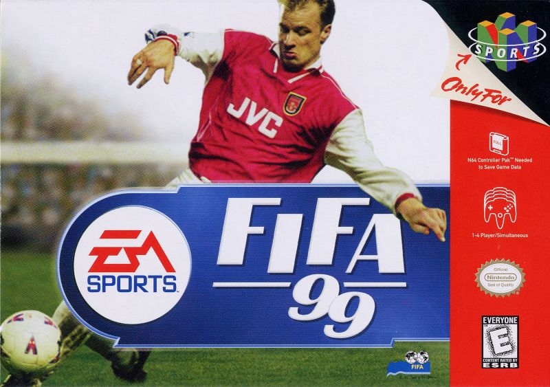 ROMs - FIFA 99 (Português) - N64 Download