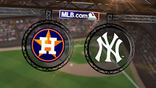 Yankees Astros Postponed MLB DFS Opening Day