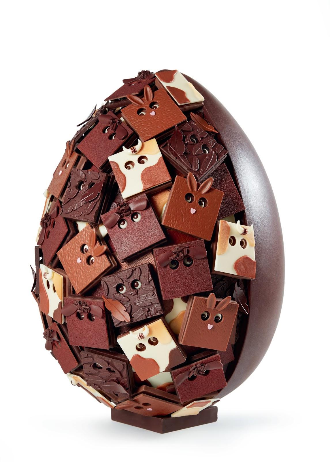 Maison Du Puzzle Paris beautyfashion: le printemps à la maison du chocolat