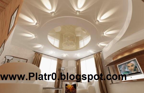 Top Deco Platre Spot Moderne Décoration Platre Maroc Faux