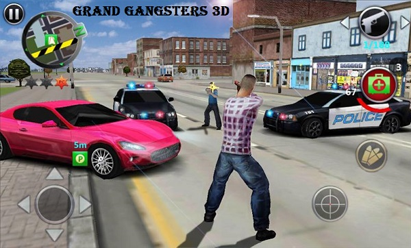 Download Grand Gangster Vegas Mafia City Mod Apk Unlimited Money