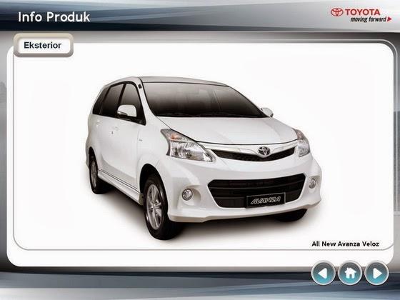 Diskon Toyota Avanza Spesial Akhir Tahun 2014