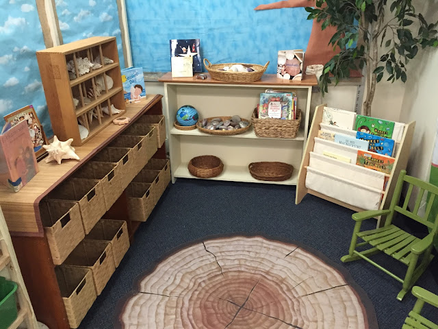 back to school start beginning  of school year kindergarten free choice play centers