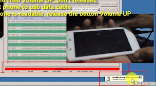08 - Tanda Ponsel OPPO Neo 3 R831K terbaca oleh  Windows dan SP Flash Tool