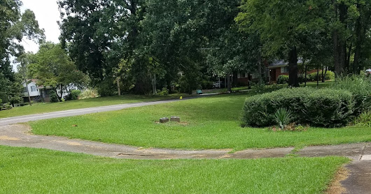 Retirement: I mowed My Yard, It Took Three Hours OR Out Of Shape!