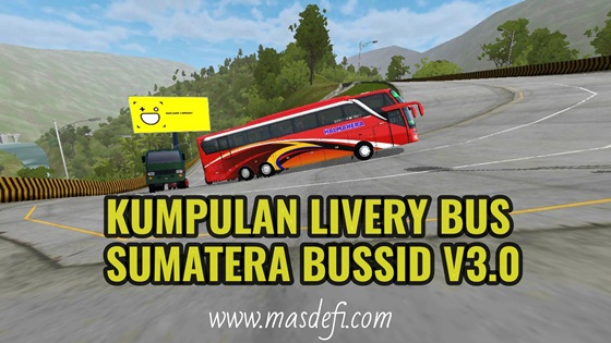 Livery Bus Sumatera Bussid v30