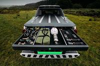 Nissan NP300 Navara Double Cab EnGuard Concept (2016) Rear 2