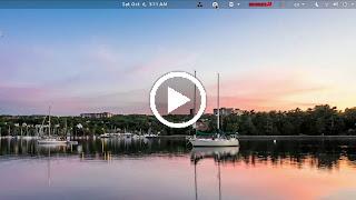 تثبيت أداة تصوير الشاشة وإلتقاط صور لسطح المكتب على لينكس