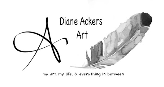 diane ackers: super excited my art i