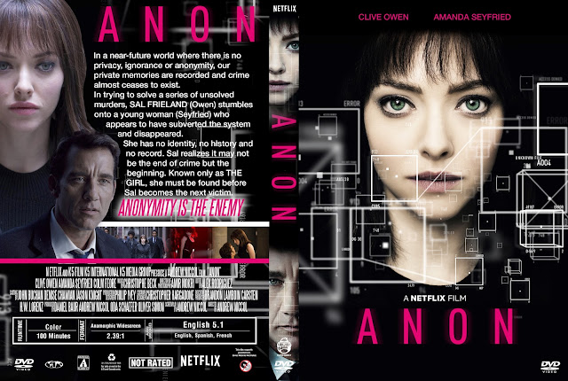 Anon DVD Cover