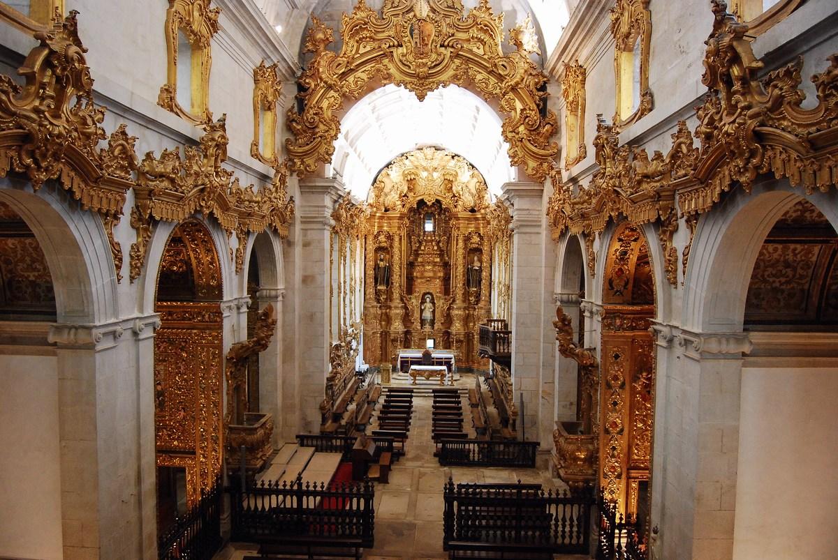 nef église Tibaes