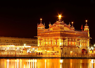 Golden Temple of India