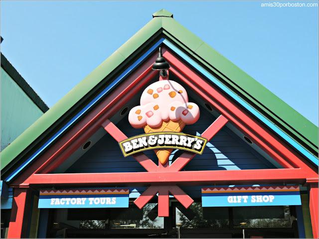 Fábrica de Ben & Jerry's, Vermont