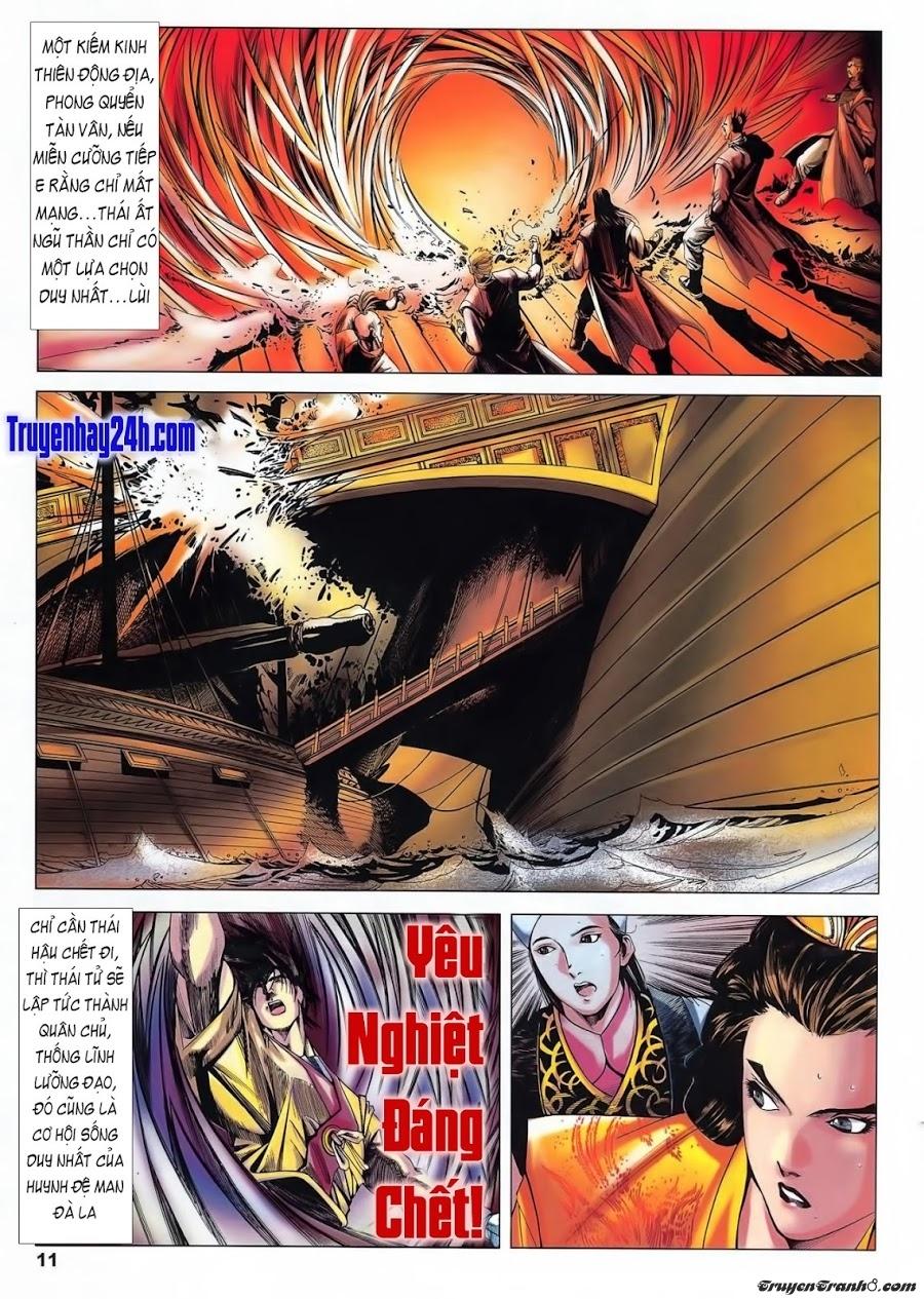 Lục Đạo Thiên Thư chap 21 - Trang 9