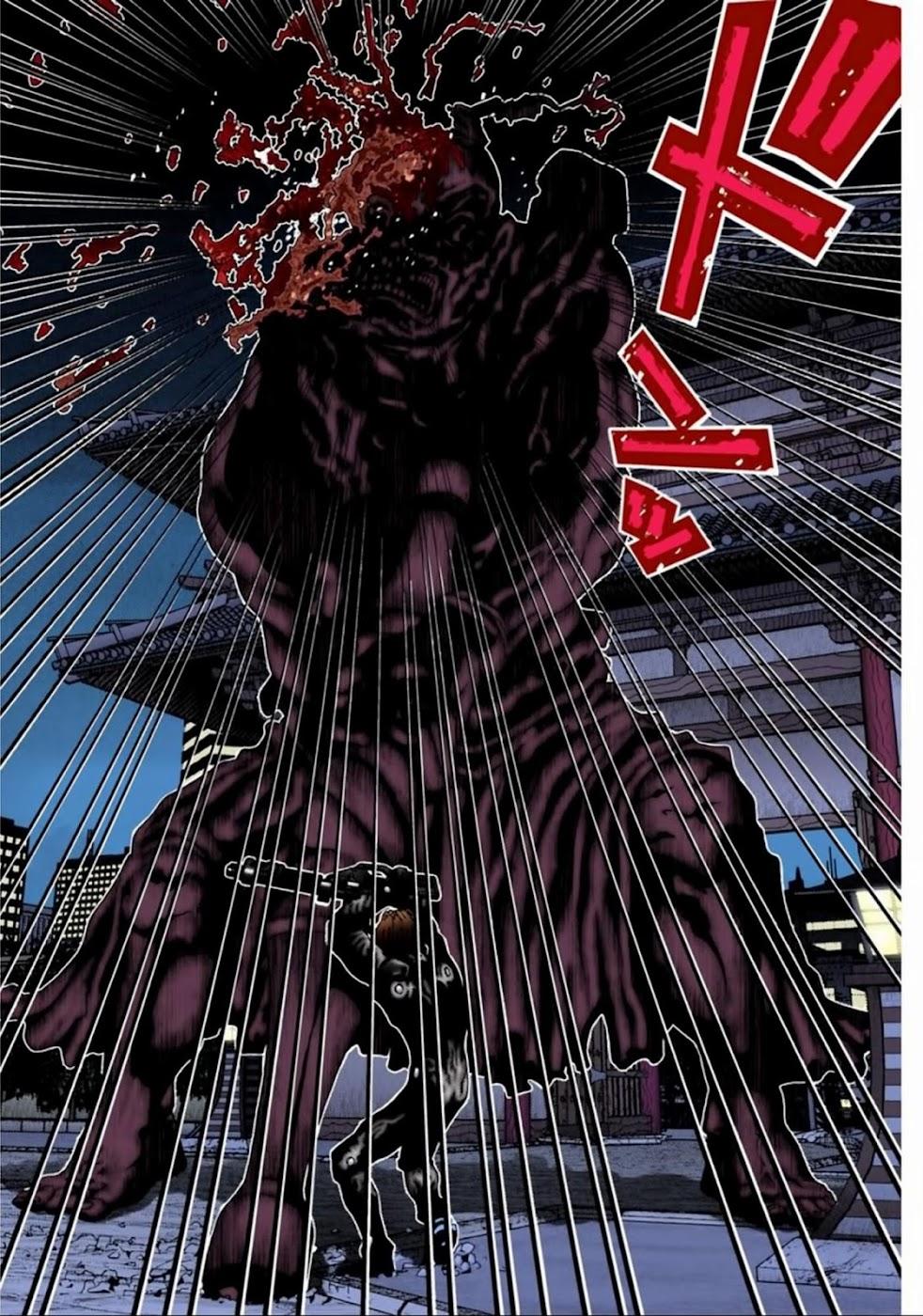 Gantz Chap 66: Chiến trường hỗn loạn trang 16