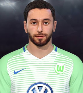 PES 2018 Faces Yunus Malli by Shaft