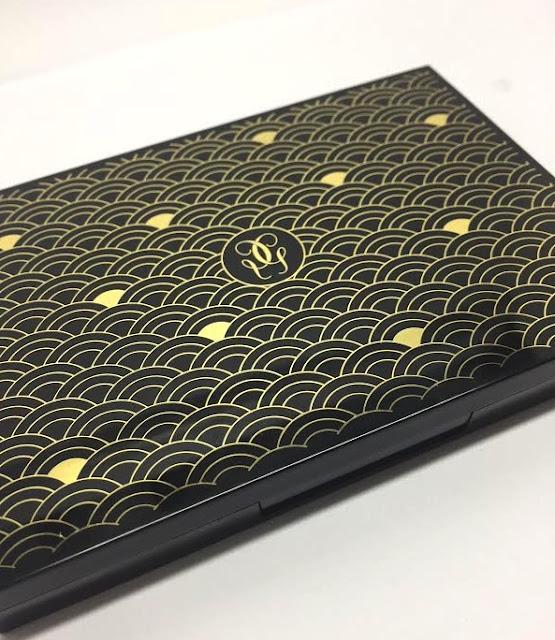 Guerlain Christmas Palette Gold