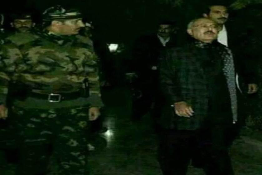 علي عبدالله صالح يظهر في جبهة نهم من جديد
