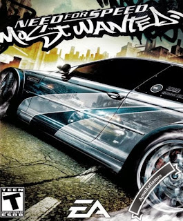 Need for Speed Most Wanted Cover, Poster