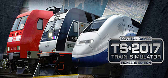 Train Simulator 2017 PC Full Version