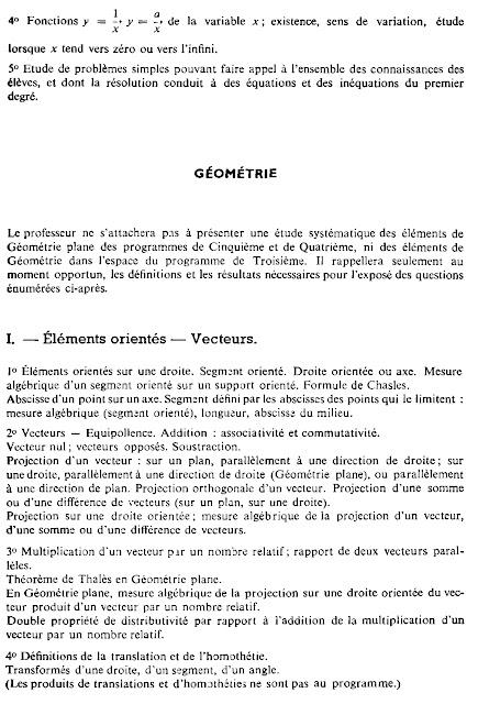Les programmes de maths de 1882 à nos jours - Page 2 Programme%2Bde%2Bseconde%2B10%2Bjuin%2B1965%2Bb
