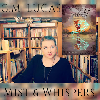 Excerpt: The Weaver's Riddle (Mist & Whispers) by C.M. Lucas