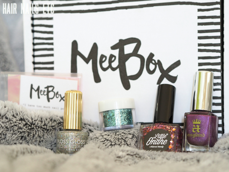 Meebox December 2016 Review of Contents