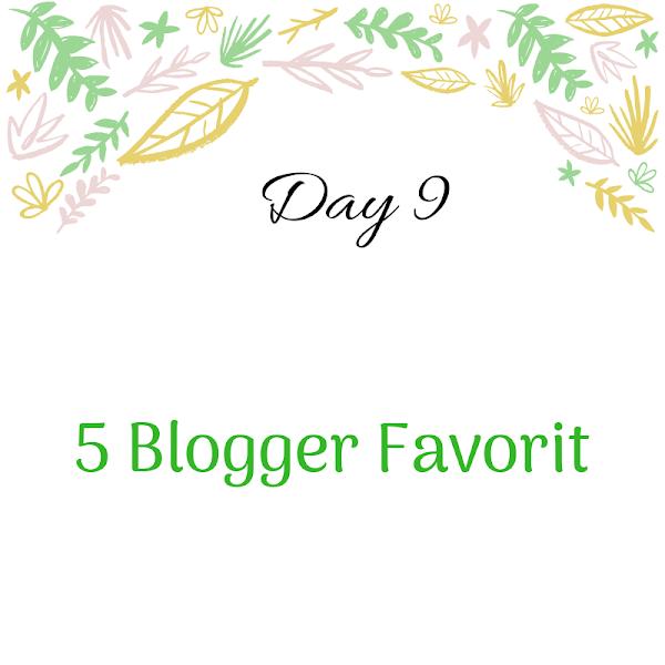 5 blogger favorit dan alasannya?