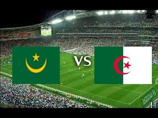 شاهد مباراة الجزائر وموريتانيا بث مباشر اليوم الثلاثاء 10-1-2016