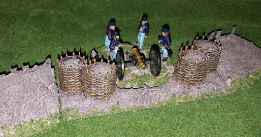 28mm Field Works