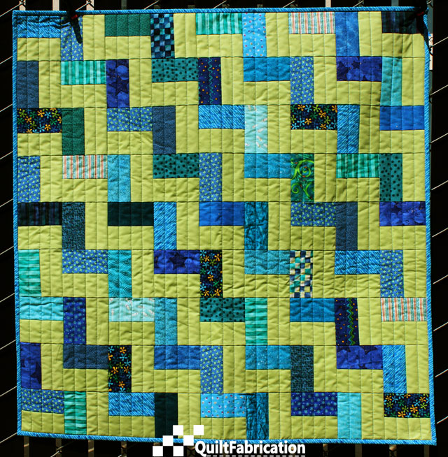 Steps from the Strip Savvy quilt book