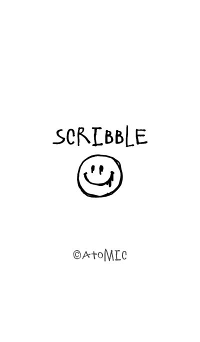 Scribble <White&Black> type Y