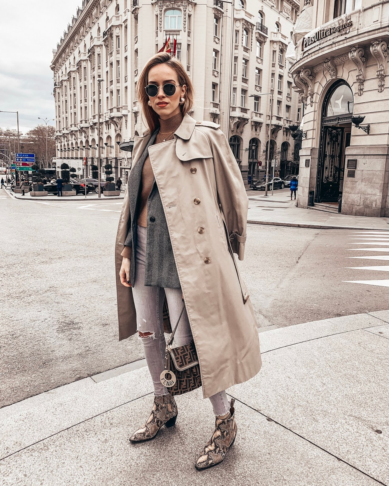 burberry long trench coat outfit