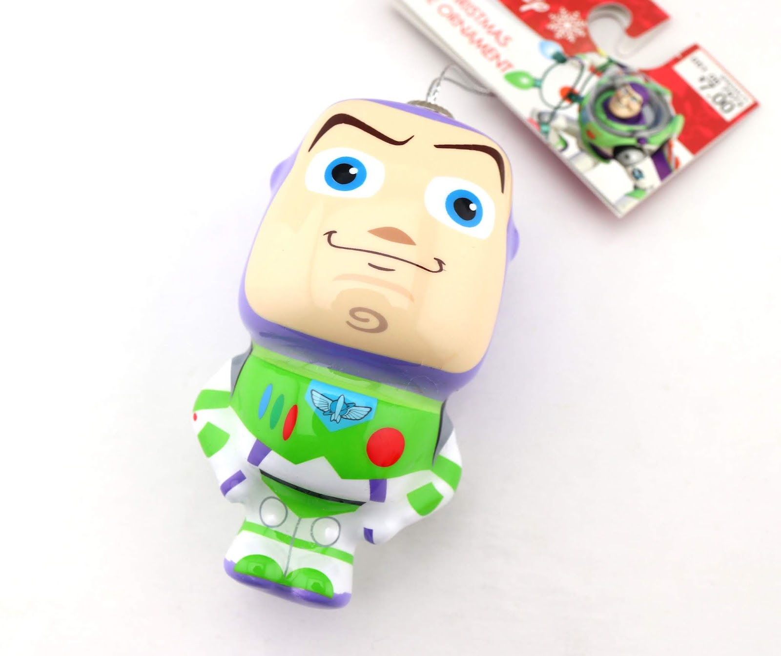 toy story buzz hallmark decoupage ornaments