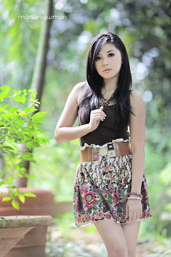 No Nude But Cute: Cewek Bening Part I No Nude but Cute