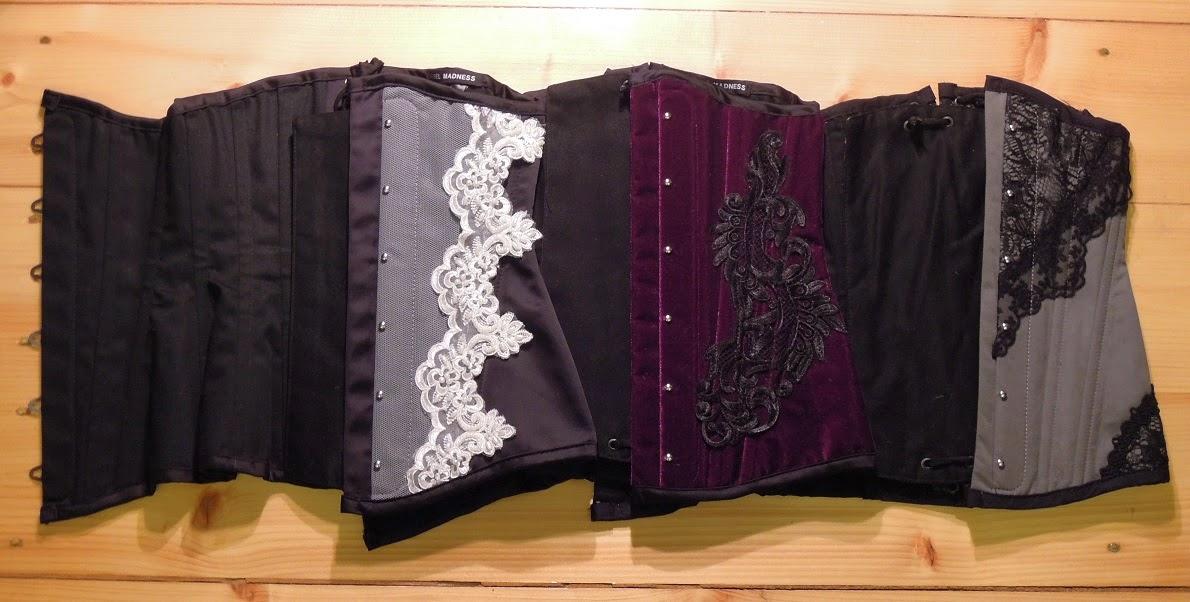 8a0c34d2ff6 Mu in corset   Recenzja zbiorowa gorsetów longline z kolekcji Rebel ...