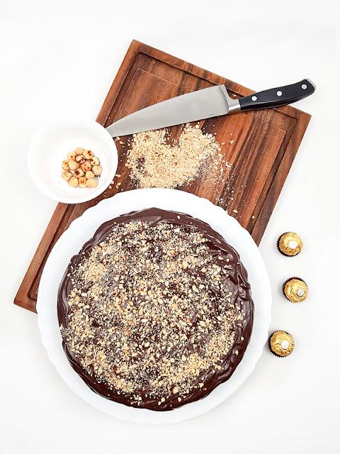 Ferrero rocher tortica top fotka