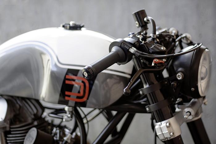 Ducati 860 Cafe Racer by Bryan Heidt