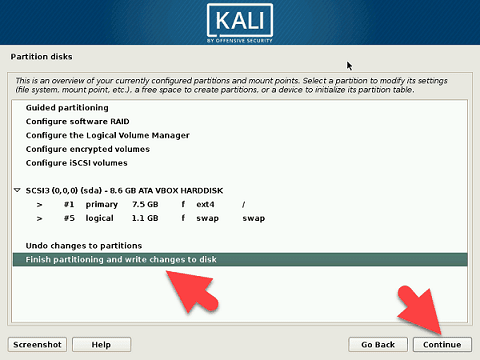 kali-linux-install-hindi-me