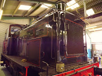 Diesel Locomotive No 10