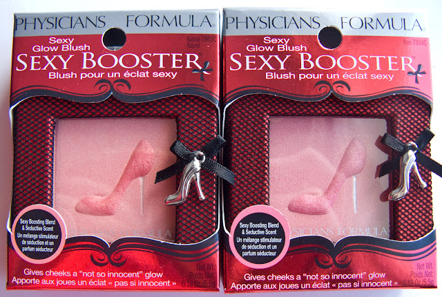 Physicians formula sexy booster blush