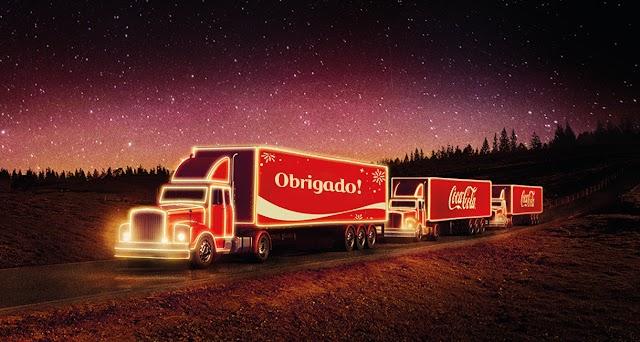 Coca-Cola percorre Goiás com Campanha para o Natal