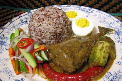 how to make Nasi dagang Malaysia