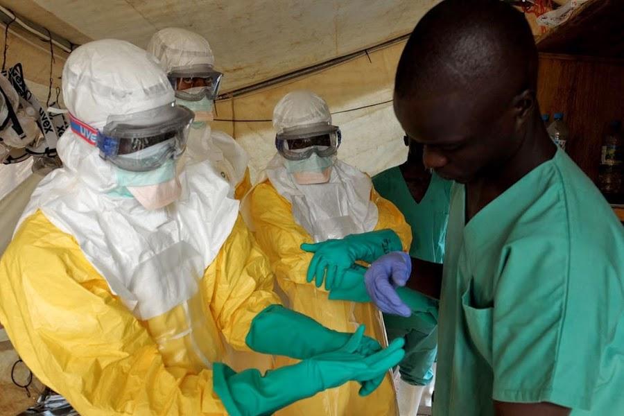 El ébola causa estragos en el continente africano